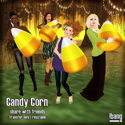 !bang - Candy Corn {share with friends}
