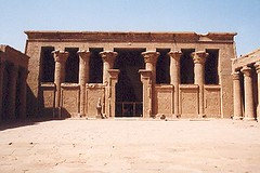 Edfu Temple, Egypt