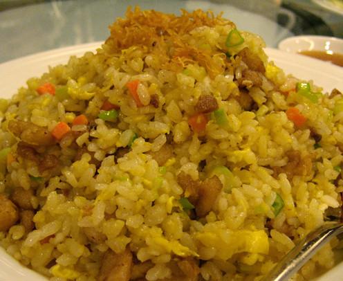 鹹�炒飯/fried rice with salted fish