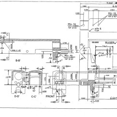 Ak 47 Receiver Parts Diagram Subaru Impreza Radio Wiring Ruger 10-22 Blueprint - Ar15.com