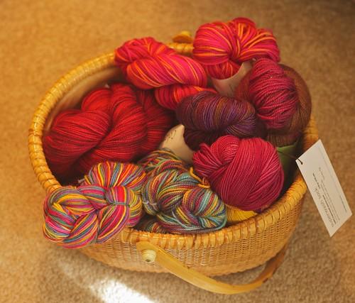 Bright yarns