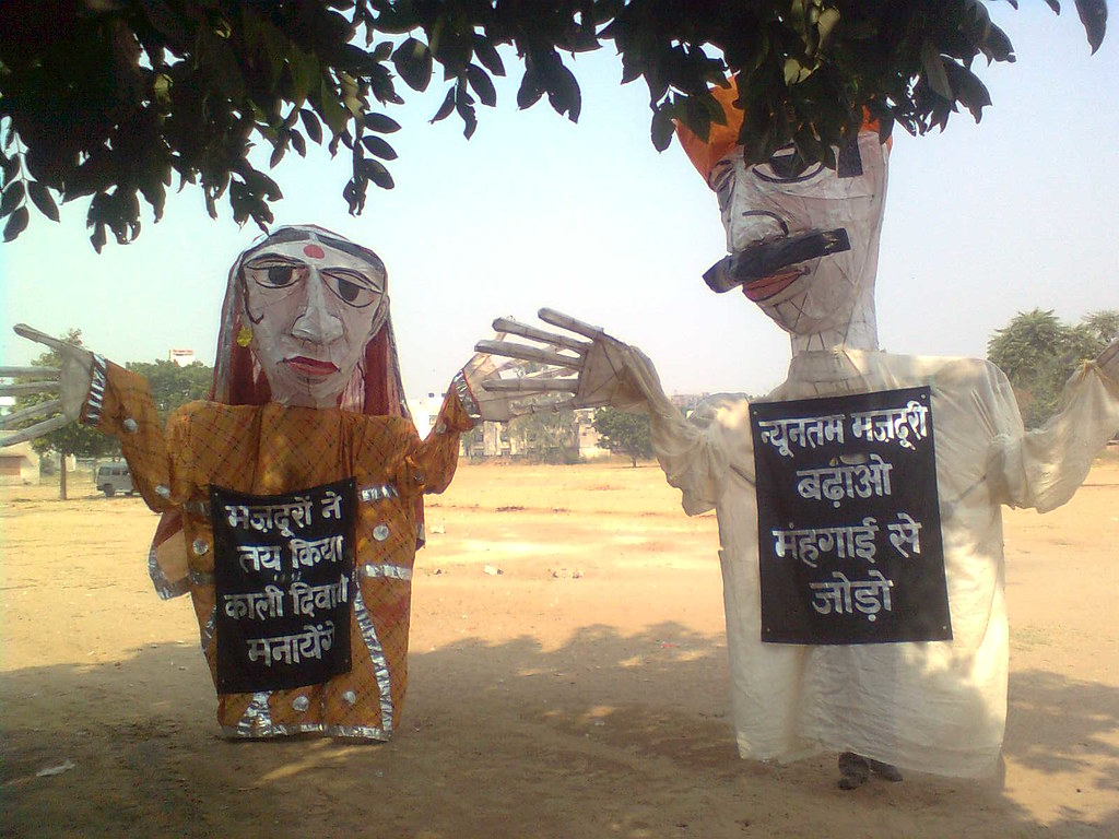 Pics from the satyagraha - 16 Nov 2010 - 10