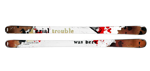 Dynastar Serial Trouble Skis 2008