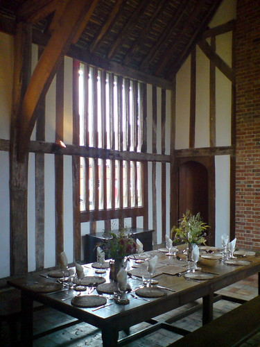 New Inn hall interior