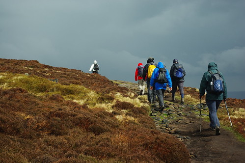 20100425-30_Heading East on the southern edges of the Kinder Scout Plateaux by gary.hadden