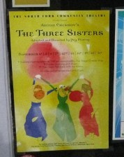 The Three Sisters dance on the North Fork