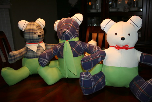 Combo Bears 5 by you.