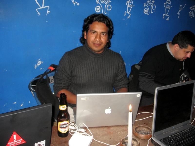 Nelson Piedra / Mac / Loxa / BlogDay 2007