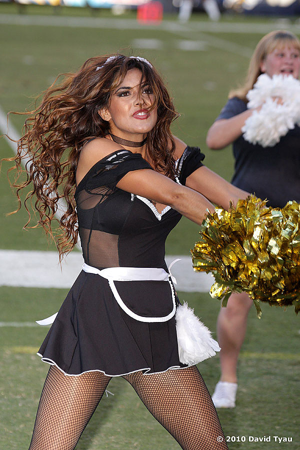 Charger Girl Marlina as photographed by David Tyau