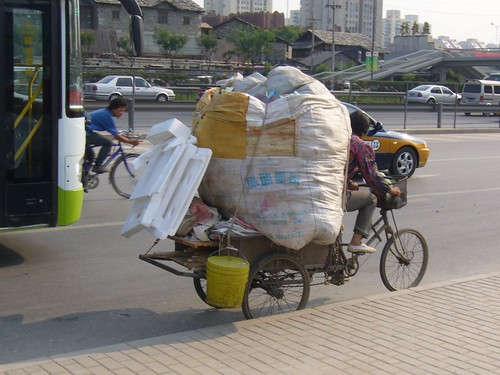 China Recycles
