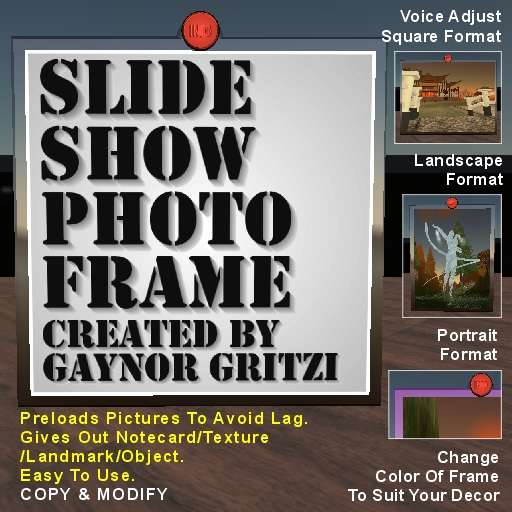 Slideshow Photo Frame