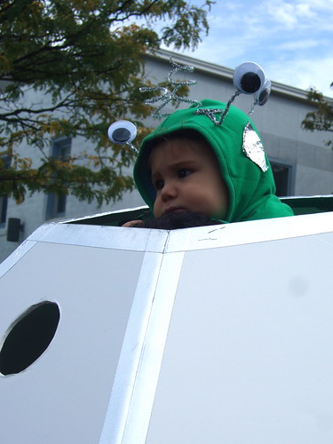 Del Ray Halloween Parade