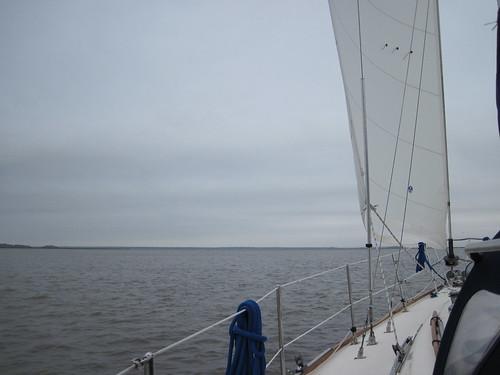 A cloudy day in Georgia