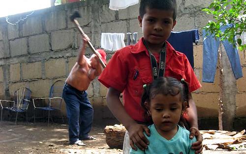 Sven, Esperanza Margarita y Pepito
