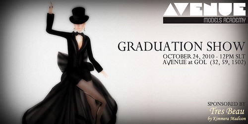 AVENUE Models Academy :: Graduation :: Oct 24 - 12pm SLT