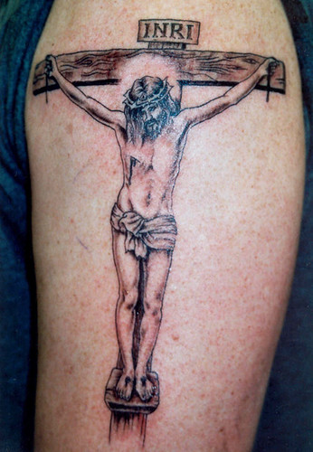 Jesus Religious Cross Tattoos Gallery. Posted by admin at 7:46 AM