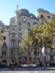 Antoni Gaudí, Casa Batlló