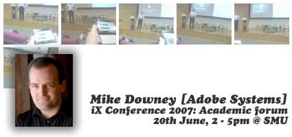 iX Conference Academic Forum (Part 3)