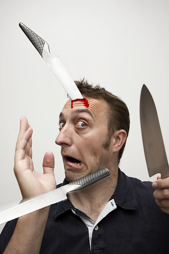 OK... So knife juggling is more complicated than I thought...