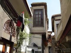 Damascus. Bab-Touma Streets