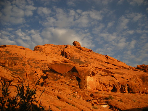Atlatl Rock, Valley of Fire (Holy)
