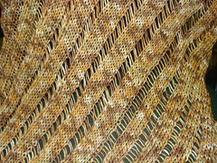 Clapotis - Stitch detail