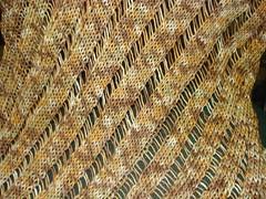 Clapotis - Stitch detail