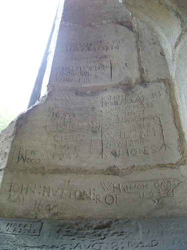17th Century Graffiti