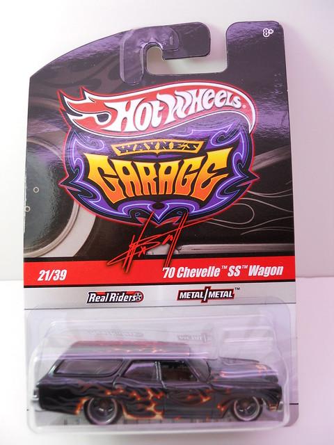 hws larrys garage 70's ss chevelle wagon blk flames (1)