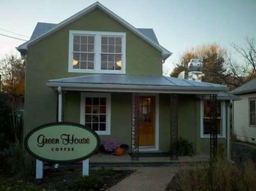 Greenhouse Coffee opening tomorrow