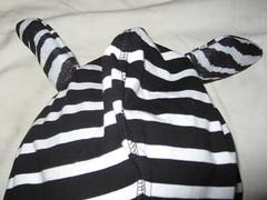 Zebra costume 2