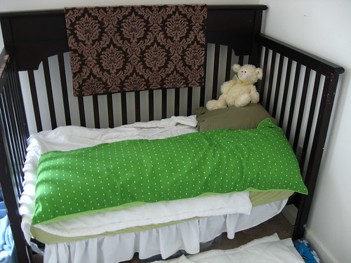 toddler bed transformation