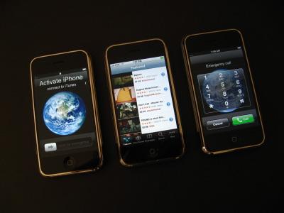 iPhones!