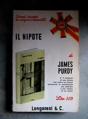 James Purdy, Il nipote, Longanesi 1969