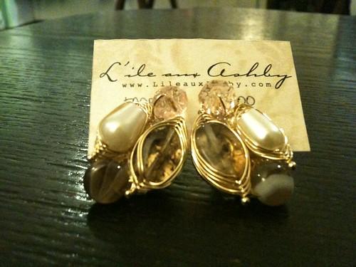 Earrings Lil aux Ashby