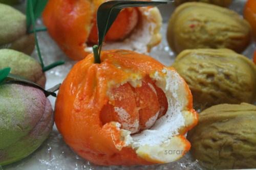 Frutta martorana, Orange
