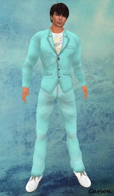 SHIKI-SORA suit and shirt VIP 2011