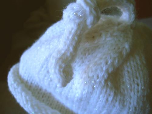 Baby Snowflake Hat