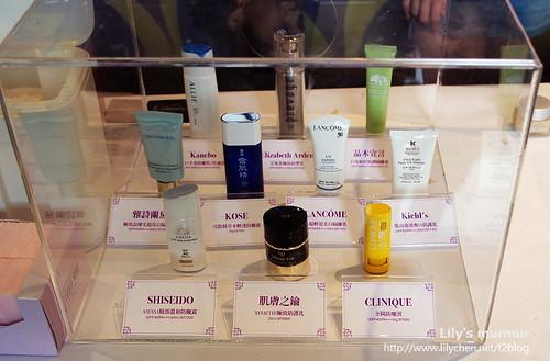 BEAUTY美人大賞『防曬賞』入圍的TOP10產品排排站。