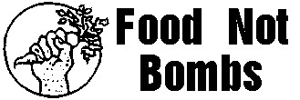 Food Not Bombs logo