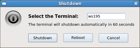 Shutdown Module!!