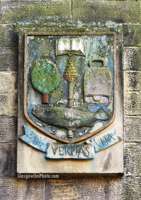 University of Glasgow Coat of Arms