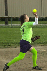 tierney throwing ball