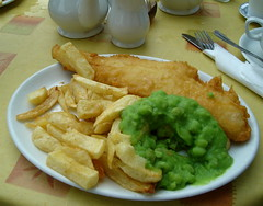 Fish & Chips - Aberaeron stylee
