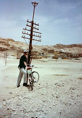 Bike in Egypt