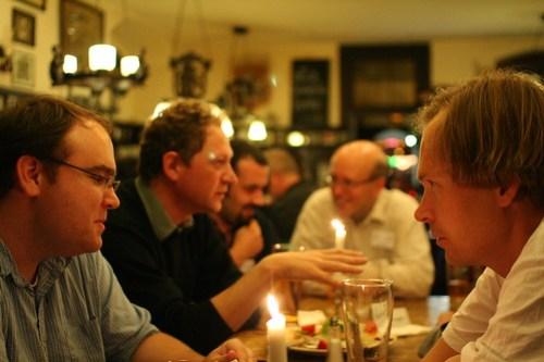 MySQL DevMeeting Evening Dinners