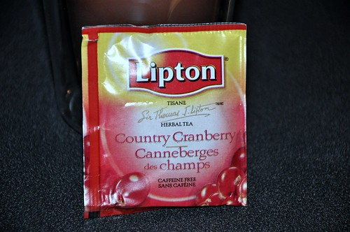 Cranberry Tee von Lipton