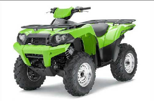 Kawasaki  Brute Force Reconditioned Motor