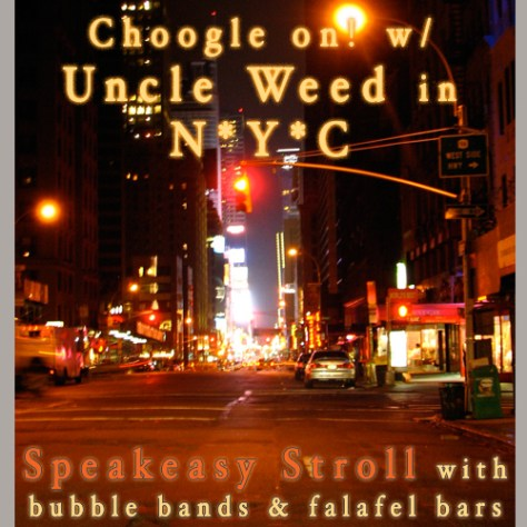 Choogle on NYC