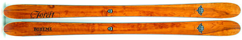 Boheme Forest Skis 2008